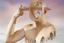 Surrealism / Surreal artwork. New posts now go to my All Art board.