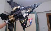 1/72   Revell   TURKISH F-16C SOLOTURK / Plastic Scale Model