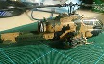 1/72   Revell   TURKISH AH-1W SUPER COBRA / Plastic Scale Model
