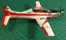 1/72   TanModel   TAI HURKUS-A / Plastic Scale Model