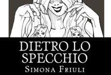 Dietro Lo Specchio, le Illustrazioni. / Illustrazioni realizzate da Erica Pullia (KeiEri) per il mio romanzo d'esordio, Dietro lo Specchio; genere Dark-Distopico, età di lettura consigliata 14+ Link di riferimento per l'acquisto: https://www.amazon.it/Dietro-lo-Specchio-Simona-Friuli/dp/1535341858
