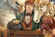 Harry Potter/Fantastic Beasts And Where To Find Them