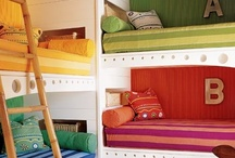 kids spaces / by Shannon Nelson