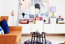 Home Interiors / by Kelly Zarb
