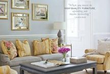 Comfy Home~Living / Living rooms, come in all styles, shapes and sizes, lets find the perfect decor and style for you and I.
