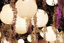 Wedding Decor / Decorations and decor ideas for weddings.
