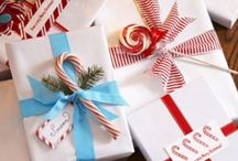 Creative Wraps / Inspiring ideas for decorating your gifts.