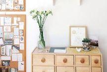 Artist Studio's & Workspaces / by Kelly Zarb