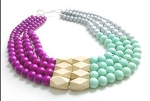 Adornments / Baubles, bangles...bright shiny beads!