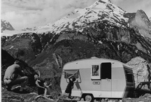 Vintage Camping / Vintage Airstream and camping images. / by Mary Dotson