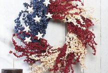 Celebrate-Fourth of July / Every Heart Beats True For the Red, White and Blue...