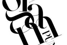 Typography Love / typography love, graphic design, packaging design