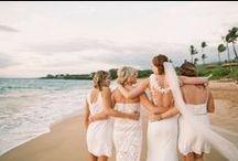 Bridesmaids: Maui Style