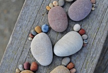 For the love of ROCKS / by Tiffany @ As Easy As Salt & Pepper