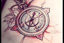 Tattoos  / by Stephanie Allen