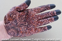 Henna / by Scarlett Elrod