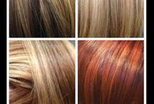 Stephanie Allen at Hair Refinery, Burlington NC 336-266-2324 / by Stephanie Allen