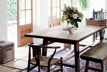 Rustic Home / rustic touches in a modern home, rustic kitchens, bath & home decor