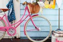 I want to ride my bicycle / by Kelly Zarb