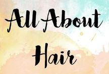 Hair! / The best hair tutorials, tips and styles.