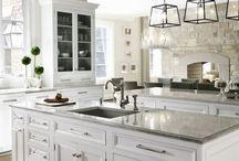 Kitchen / by Stephanie Allen