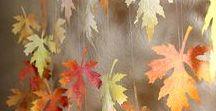 Crafts for Autumn / #Crafts #Fall #Autumn #DIY #Art #Kids #Parenting #Holidays #Seasons