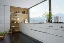Cocinas modernas / Cocinas modernas con mucho espacio y luz / by Cati Rotger
