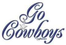 How 'bout them COWBOYS!! / Americas Team / by Kimberly Bowie