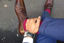 I Love a Man with Style! / Men's Fashion  / by Lauren Lacey