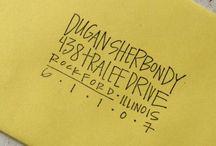 Fun Handwriting/Font / by Yeismarie