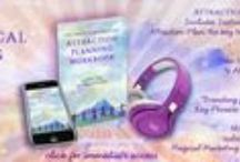 Free Magical Marketing Toolkit / You are here because you want to attract your perfect customers now. You're seeking a way to uplift and attract, not compete and struggle. You're looking for an authentic approach to marketing that expresses who you really are. The first step in your Magical Marketing Journey is to create your Attraction Plan. / by Julia Stege