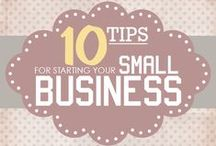 Business Minded / Business inspiration tips etc business related stuff