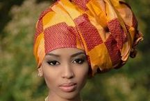 Head Wraps and Hair Accessories / Head wrap hair accessories
