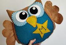 gufi • owls • baglyok
