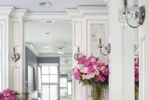 Comfy Home~Bath / The bath- a place to primp, to clean, to prepare, to relax. However you say it, it needs to be a special spot in your home decorated with style and comfort.