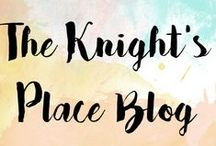 The Knight's Place / Hey Everyone. My name is Kara. I am married to my hero & living the life I love. I am a lover of anything DIY, and Diet Coke! At this blog, we talk about family, finances, weddings & police life!