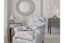 Comfy Home ~Fabulous Fabric / Fabric makes all of  the difference when decorating.
