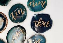 Indigo Blue Wedding / Hello! We are Beacon Lane. A small team who is passionate about perfecting the art of the invite! We design, print and hand craft affordable luxury wedding invitations, bridal shower cards, save the dates, wedding day of stationery, baby shower and special event paper goods. Below are some of our favorite Indigo Blue Wedding Trends!