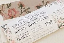 Bridal Shower Invitations / Hello! We are Beacon Lane. A small team who is passionate about perfecting the art of the invite. We design, print & hand craft affordable luxury wedding invitations, bridal shower cards, save the dates, wedding day of stationery, baby shower & party/holiday invites. Visit our website at www.beaconln.com to learn more.