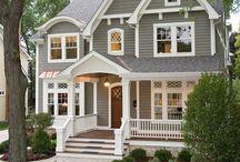 Home Sweet Home / by Krystle Gordon