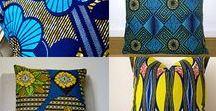 African Soft Furnishing / Soft furnishing, home decor homewares and giftsr the home,Office, restaurants, bars, film design, nurseries etc
