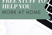 Work At Home Ideas, Tips & Resources / Get expert work-at-home ideas, tips, resources, and more