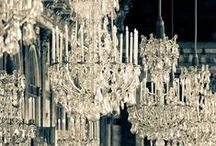 Chandeliers / by Kelly Claman