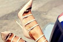 Shoe Lust / by Kelly Claman