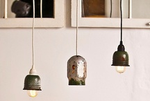 ✭ LIGHTS / #lights #lamps #lampshades #pendants #lampen #design