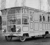 The history of motorhomes