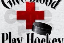 Hockey, Gotta Love It! / by Sharon Ward