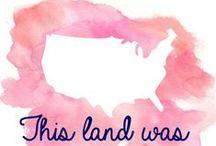 god bless america / by Krissy Hart