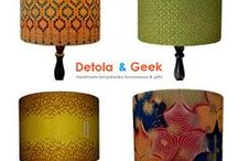 On the blog .... / Detola and Geek's blog page full of what inspires our brand  Colour, textiles, textures, cultures, design and fashion