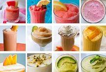 Beverages & Smoothies / by Tamara-Lynn St-Pierre